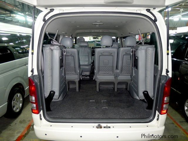 Toyota Hiace Super Grandia 2014 2015 Pictures to pin on Pinterest
