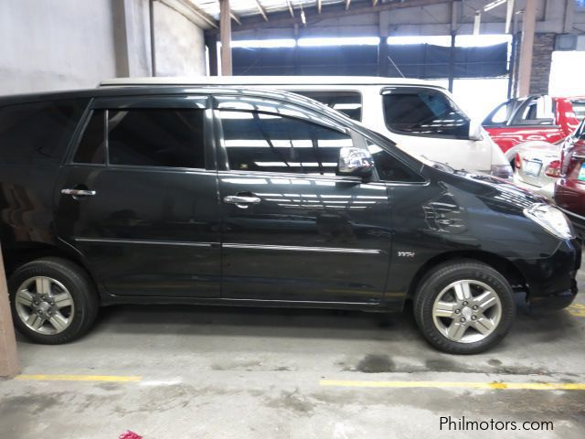 Used Toyota Innova G | 2007 Innova G for sale | Quezon ...