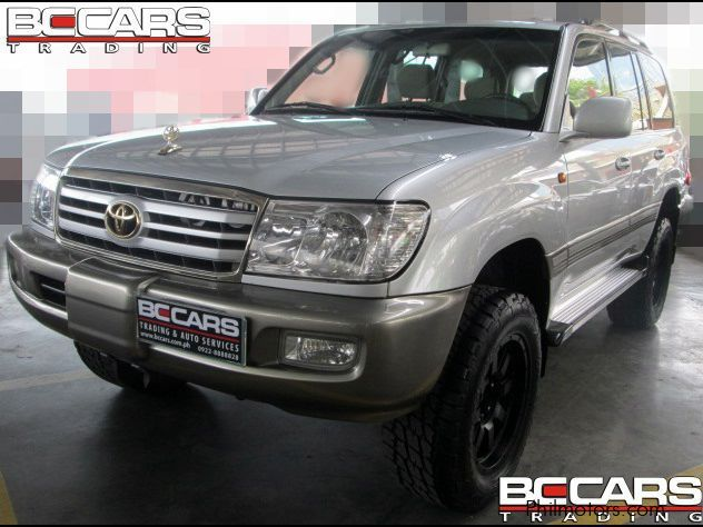 Range Rover Evoque >> Used Toyota Land Cruiser 105 | 2007 Land Cruiser 105 for ...