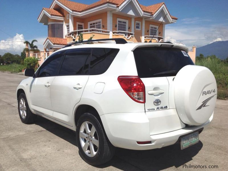 used toyota rav4 2007 rav4 for sale quezon toyota rav4. Black Bedroom Furniture Sets. Home Design Ideas