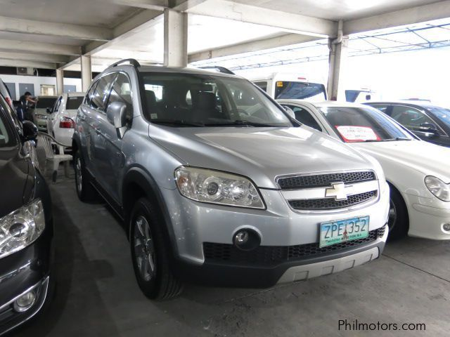used chevrolet captiva 2008 captiva for sale pasig city chevrolet captiva. Cars Review. Best American Auto & Cars Review