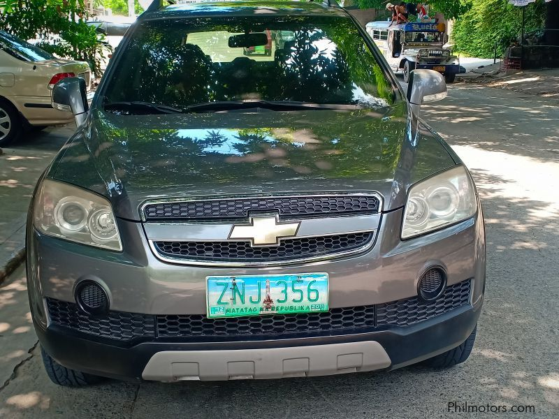 used chevrolet captiva 2008 captiva for sale quezon city chevrolet captiva sales chevrolet captiva price 355,000 used cars