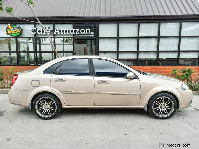 Chevrolet optra in Philippines