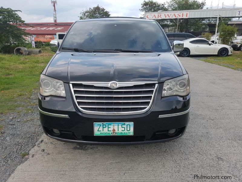 Chrysler Town and Country in Philippines
