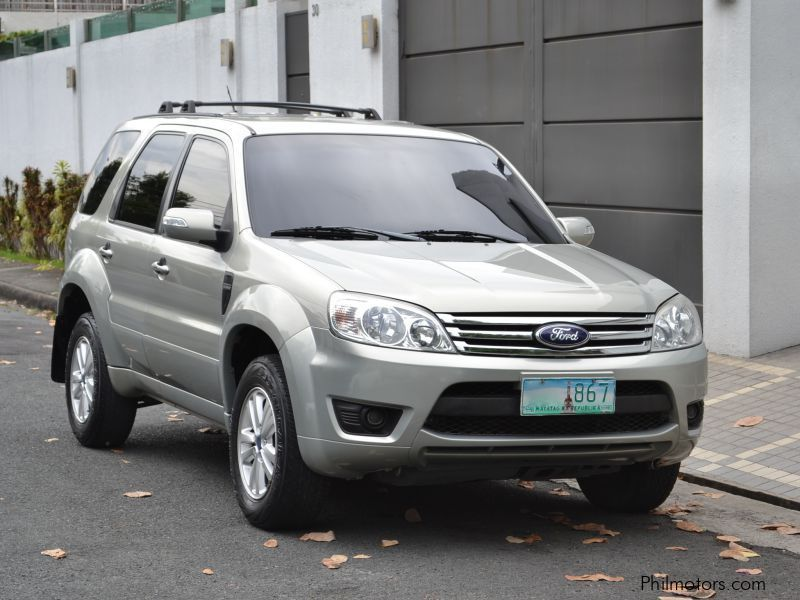 Used Ford Escape 2008 Escape For Sale Quezon City Ford