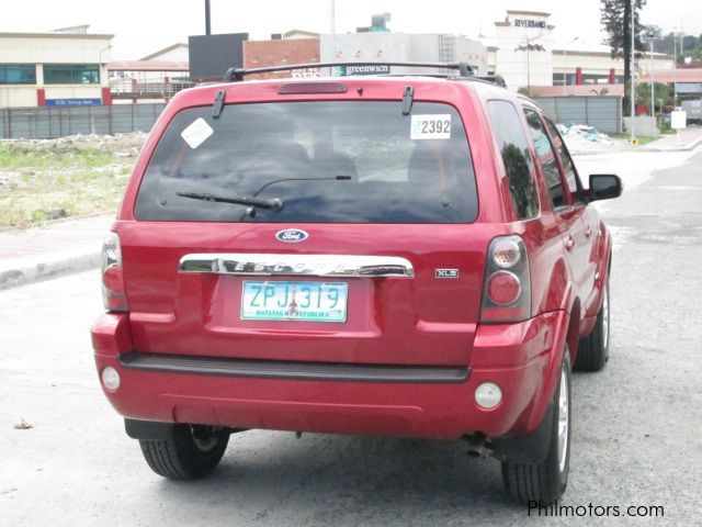 Ford Escape XLS in Philippines