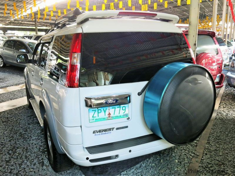 Used ford everest 2008 everest for sale pasay city for Phil long ford used cars motor city