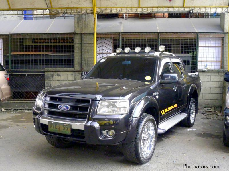 used ford ranger 2008 ranger for sale quezon city ford. Black Bedroom Furniture Sets. Home Design Ideas