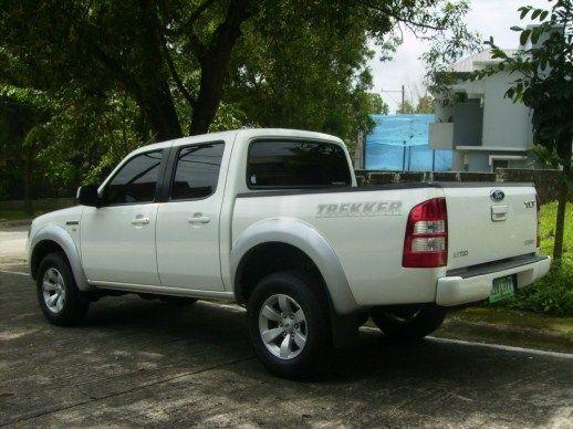 Ford Ranger Trekker | 2008 Ranger Trekker for sale | Quezon City Ford ...