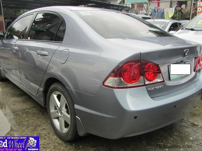 Used Honda Civic Fd 1 8s Top Of D Line 2008 Civic Fd 1