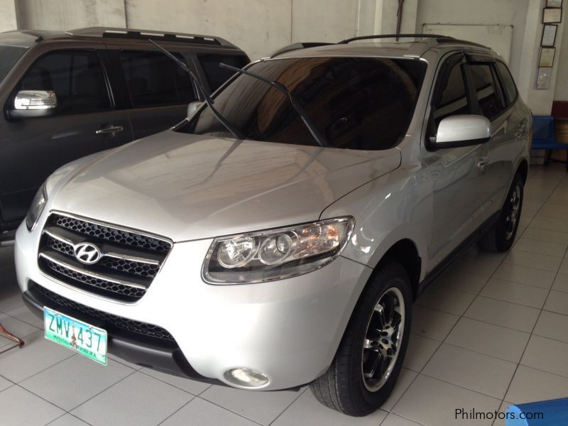 used hyundai santa fe 2008 santa fe for sale batangas hyundai santa fe sales hyundai santa. Black Bedroom Furniture Sets. Home Design Ideas