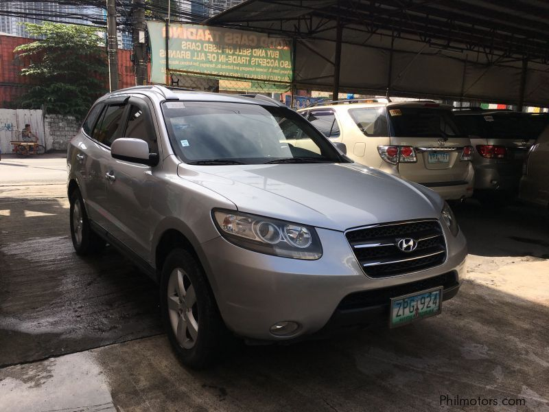 used hyundai santa fe 4x4 2008 santa fe 4x4 for sale makati city hyundai santa fe 4x4 sales. Black Bedroom Furniture Sets. Home Design Ideas