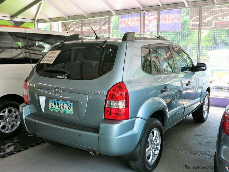 Used Hyundai Tucson 2008 Tucson For Sale Las Pinas City Hyundai Tucson Sales Hyundai