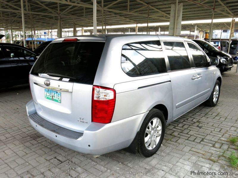Used Kia Carnival 2008 Carnival For Sale Pasig City