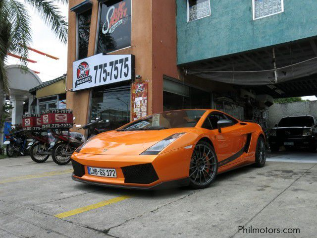 Used Lamborghini Gallardo 2008 Gallardo For Sale Paranaque City