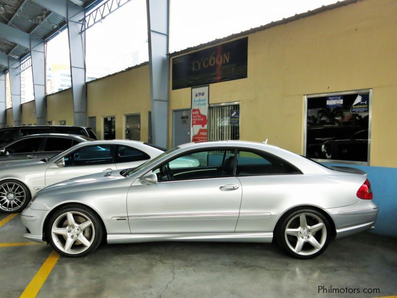 Used mercedes benz clk 350 2008 clk 350 for sale pasig for Mercedes benz clk500 for sale
