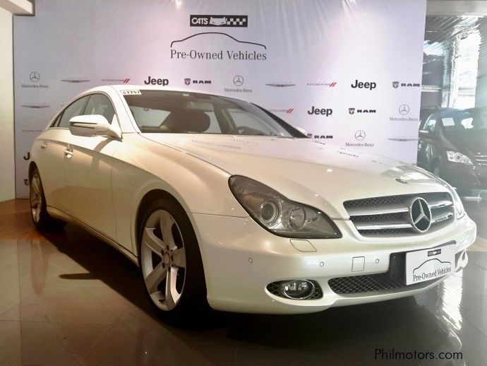Used mercedes benz cls 350 2008 cls 350 for sale san for Mercedes benz san juan used cars