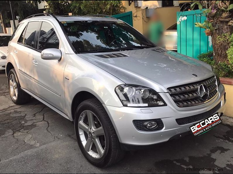 Used mercedes benz ml 350 2008 ml 350 for sale pasig for Mercedes benz ml 2008 for sale