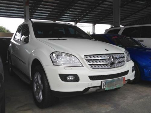 Used Mercedes-Benz Ml350 | 2008 Ml350 for sale | Quezon ...