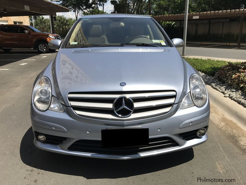 Used mercedes benz r350 2008 r350 for sale pasig city for Mercedes benz r350 for sale