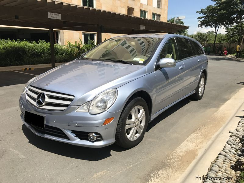 Used mercedes benz r350 2008 r350 for sale pasig city for Mercedes benz r350 used for sale