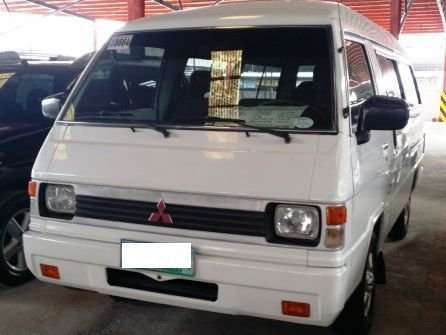 Used Mitsubishi L300 Versa Van | 2008 L300 Versa Van for sale | Quezon