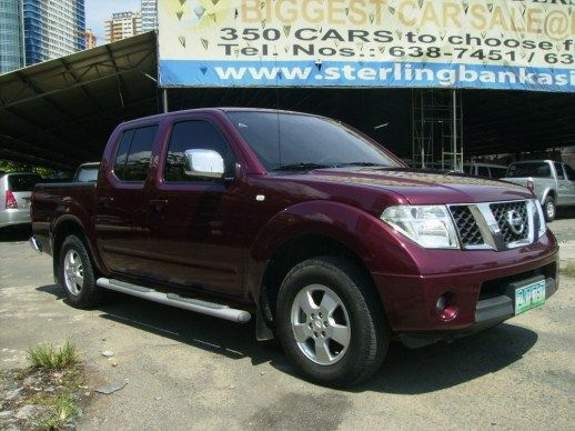 Used Nissan Navara LE | 2008 Navara LE for sale | Quezon City Nissan