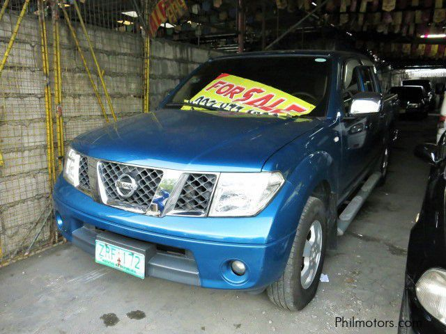 Used Nissan Navara LE  2008 Navara LE for sale  Quezon City