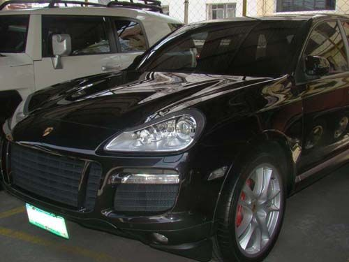 Used Porsche Cayenne Turbo 2008 Cayenne Turbo For Sale Pasig City Porsche Cayenne Turbo Sales Porsche Cayenne Turbo Price 5 000 000 Used Cars