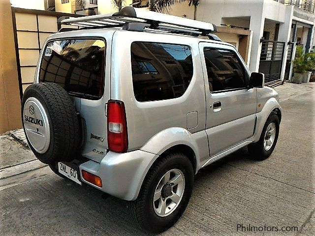 Used Suzuki Jimny 2008 Jimny For Sale Quezon City
