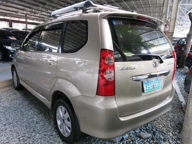 Used Toyota Avanza | 2008 Avanza for sale | Pasay City ...