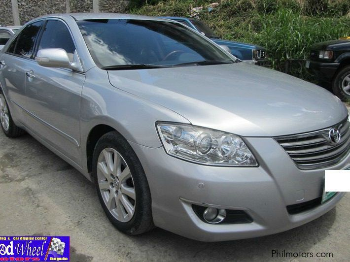 toyota camry 2008 v6 3 5 used toyota camry 3 5q v6 2008. Black Bedroom Furniture Sets. Home Design Ideas