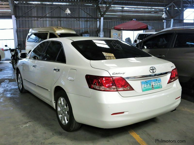 used toyota camry g 2008 camry g for sale pasig city. Black Bedroom Furniture Sets. Home Design Ideas