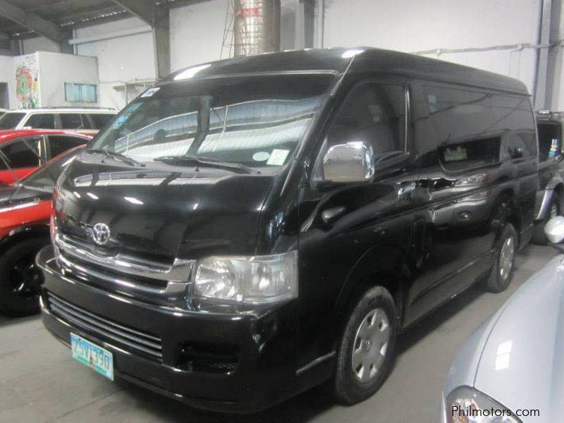 Used toyota hi ace 2008 hi ace for sale las pinas city for Motor city auto sales