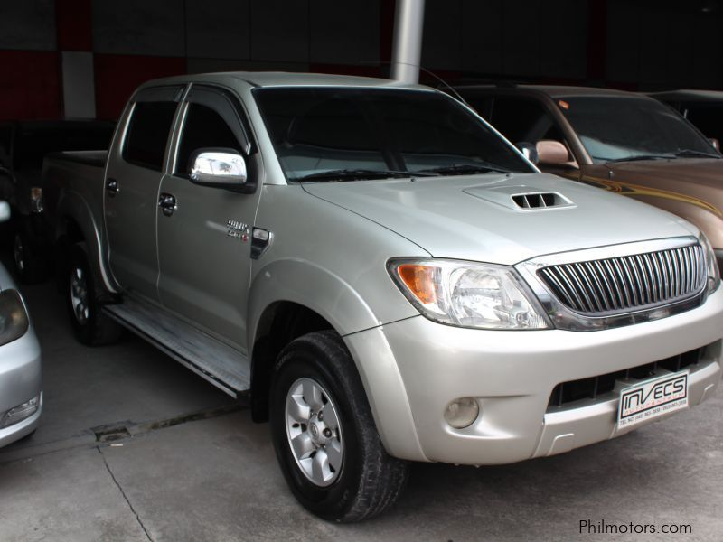 Used Toyota Hilux G 2008 Hilux G for sale