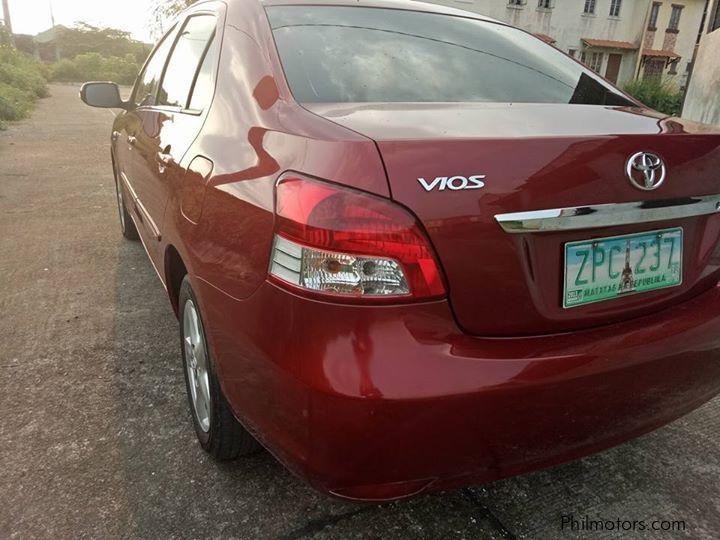 Used Toyota Vios E 2008 Vios E For Sale Misamis