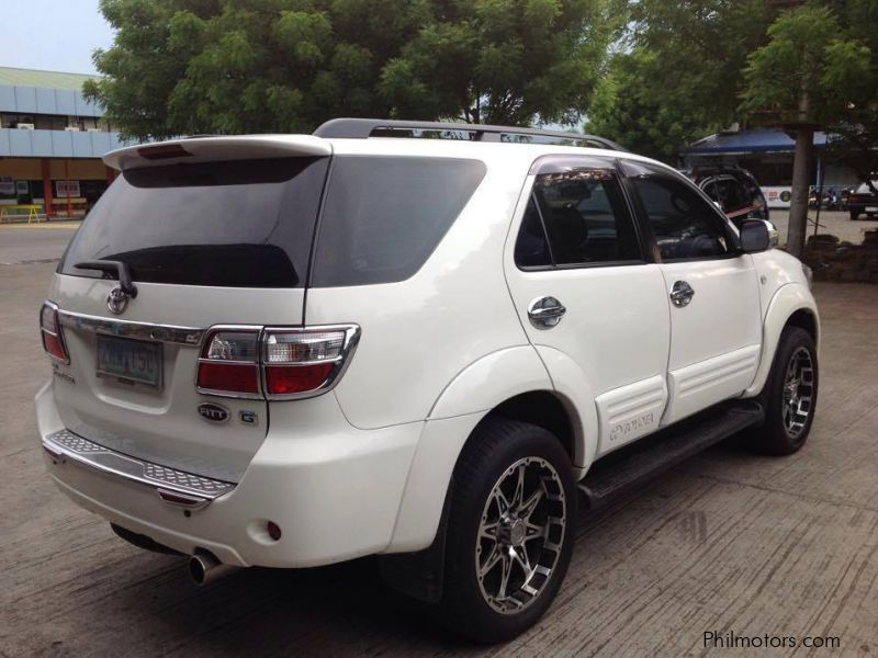 Used Toyota Fortuner 2008 Fortuner For Sale Manila Toyota Fortuner Sales Toyota Fortuner