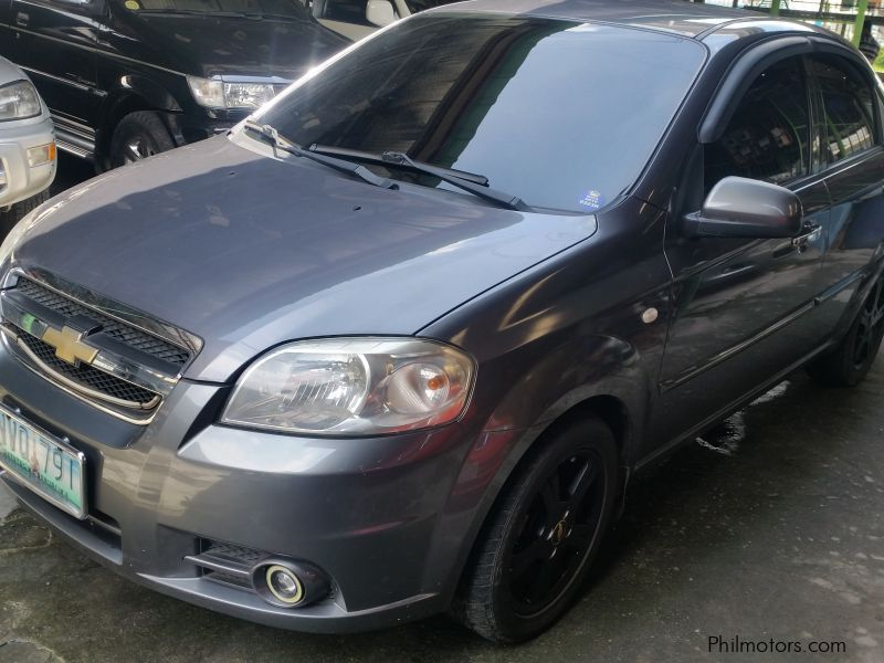 Used Chevrolet Aveo LT | 2009 Aveo LT for sale | Antipolo ...