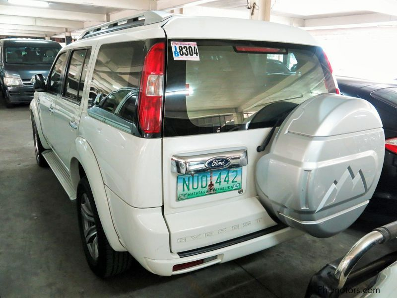 Used ford everest 2009 everest for sale makati city for Phil long ford used cars motor city