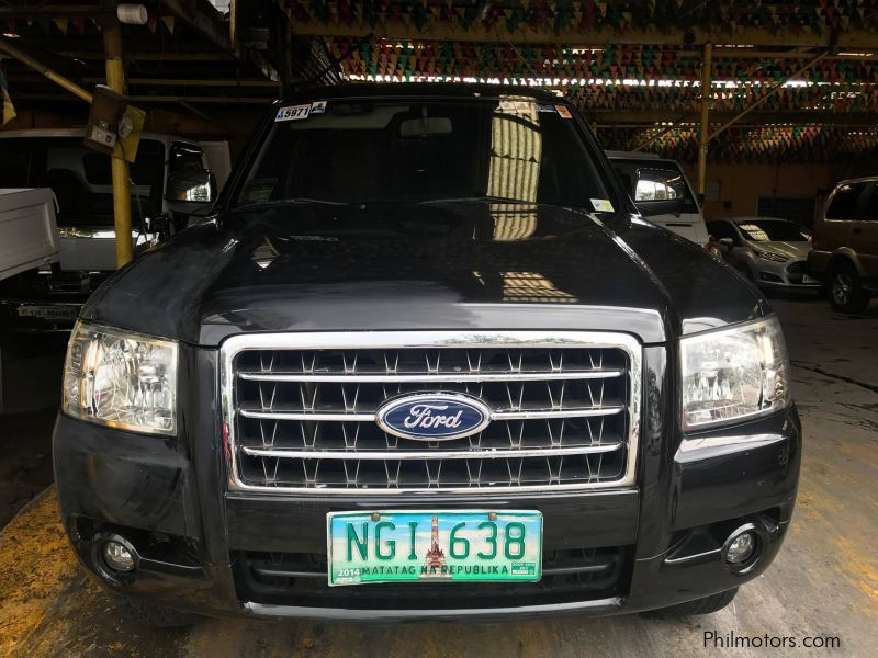 Used ford everest 2009 everest for sale quezon city for Phil long ford used cars motor city
