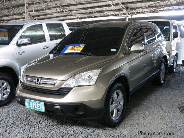 Used Honda CR-V   2009 CR-V for sale   Pasay City Honda CR ...