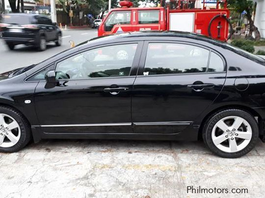 Honda Civic S in Philippines