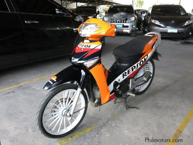 Used Honda Wave 125 Repsol 2009 Wave 125 Repsol For Sale Pasig