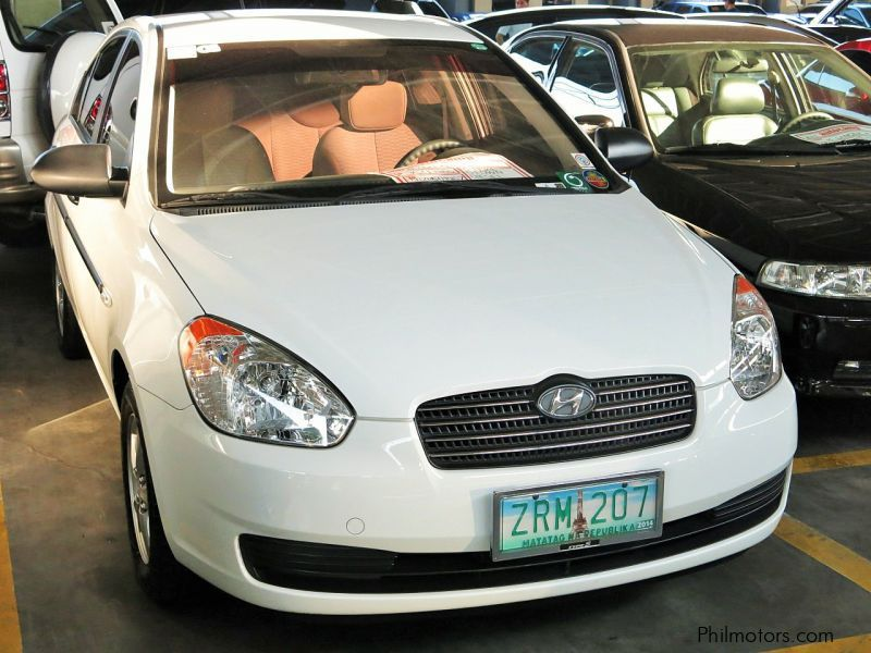 Used Hyundai Accent 2009 Accent For Sale Pasig City