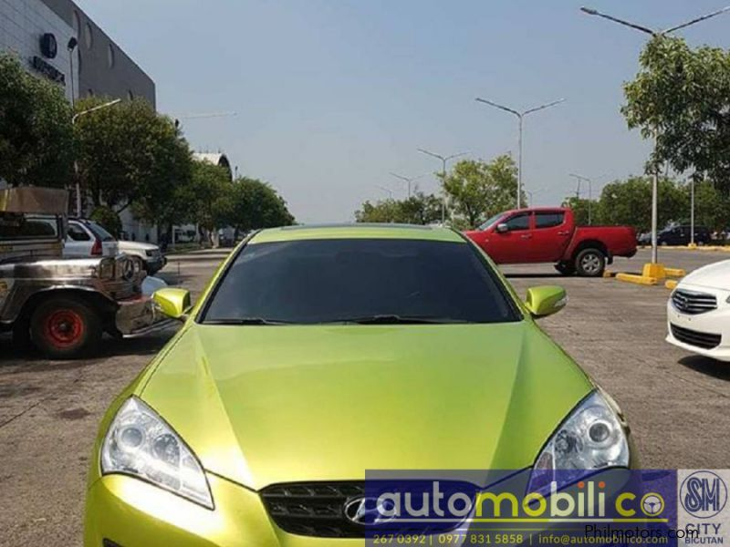 Used Hyundai Genesis 2009 Genesis For Sale Paranaque