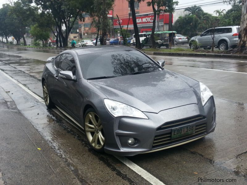 used hyundai genesis coupe 3 8 2009 genesis coupe 3 8 for sale quezon city hyundai genesis. Black Bedroom Furniture Sets. Home Design Ideas