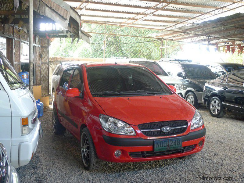 Used Hyundai Getz 2009 Getz For Sale Cebu Hyundai Getz
