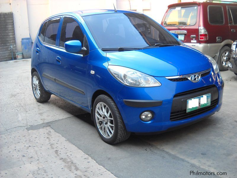 Used Hyundai I10 2009 I10 For Sale Makati City Hyundai