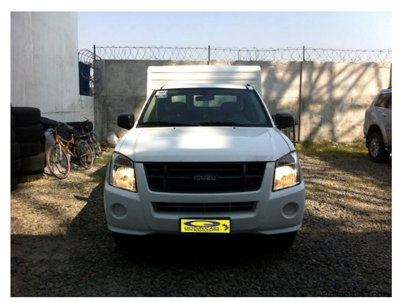 Used Isuzu D-MAX IPV | 2009 D-MAX IPV for sale | Pampanga ...