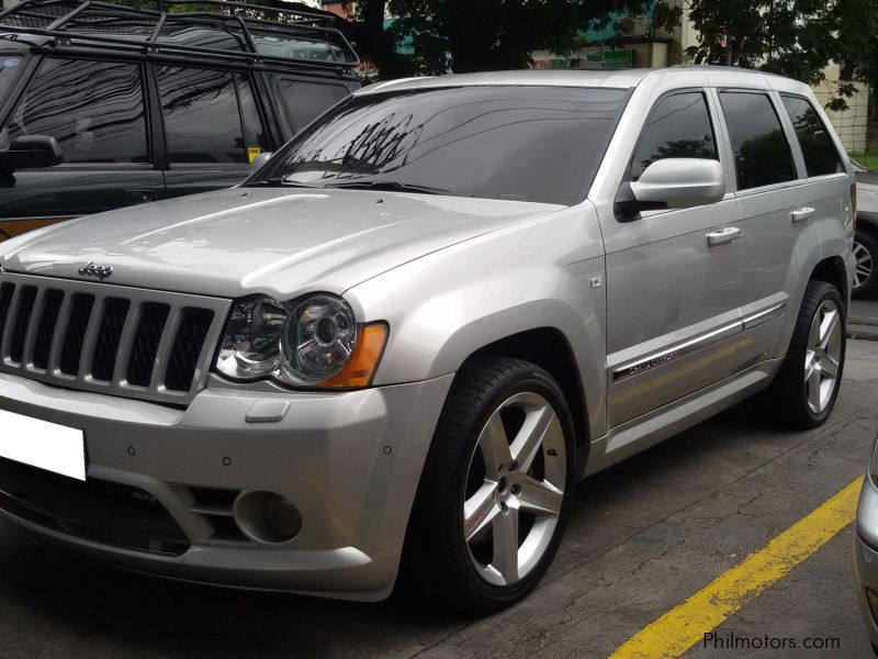 Jeep Grand Cherokee SRT8 In Philippines ...